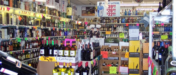 Chili Liquor has a large selection of many different types of wine and  liquor. This includes many of the New York Popular Varietals.